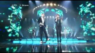Alphabeat - Fascination (Live at Danish X-Factor 2010)