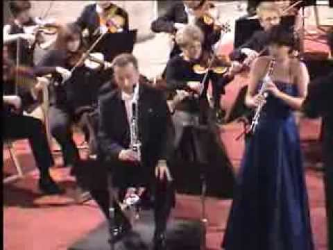 F. Mendelssohn - Concert Pieces for clarinet and bassethorn