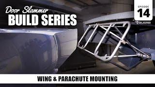 Door Slammer Build: 14 – Wing & Parachute Mounting Mp3