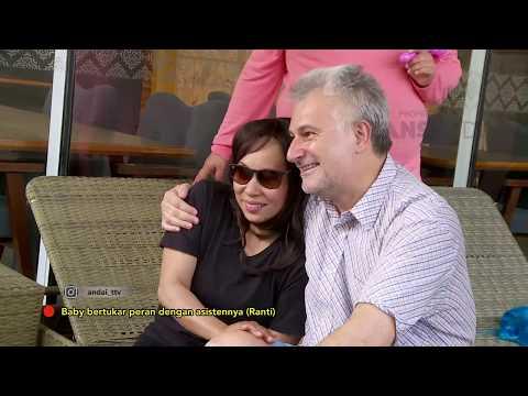 ANDAI - Baby Margaretha Cemburu Asistennya Bermesraan Dengan Suaminya (6/10/18) Part 1 thumbnail