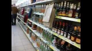 Русский магазин в Германии! Hameln. Mix Markt. Russischer Laden.