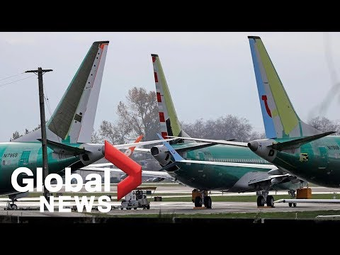 Ethiopian Airlines crash: Canada still not ready to ground Boeing 737 MAX aircraft