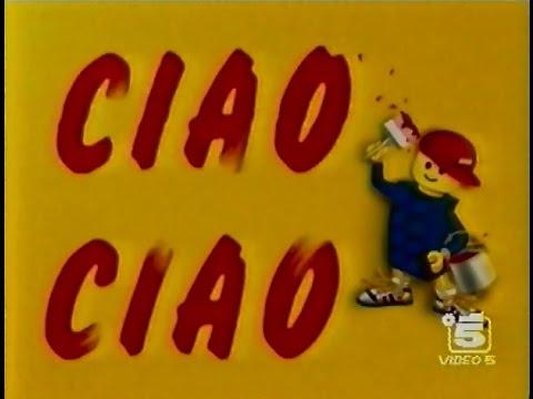 Finalmente ciao ciao videosigla 1990 video5 youtube for Ciao youtube