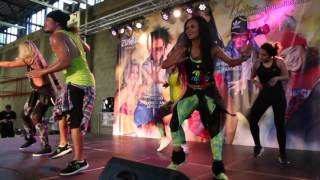 All Stars Zumba Sunday Brussels 2016