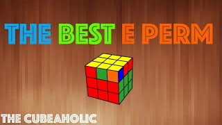 The Best E Perm!