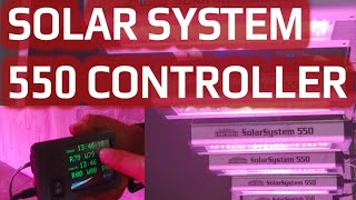 SolarSystem 550 DIY LED Grow Lights Controller by California LightWorks
