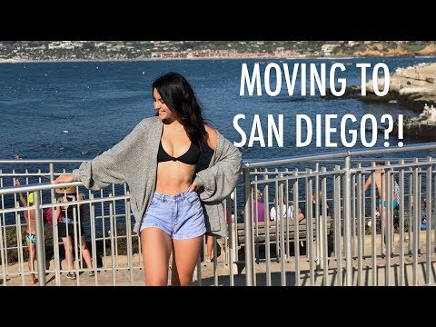 Moving to San Diego? | VLOG