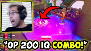 200 IQ TEAMWORK COṀBOS YOU NEED TO LEARN! - Valorant Montage