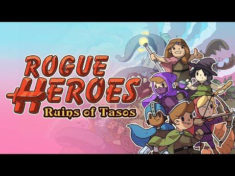 Rogue Heroes: Ruins of Tasos (Switch) - Footage |