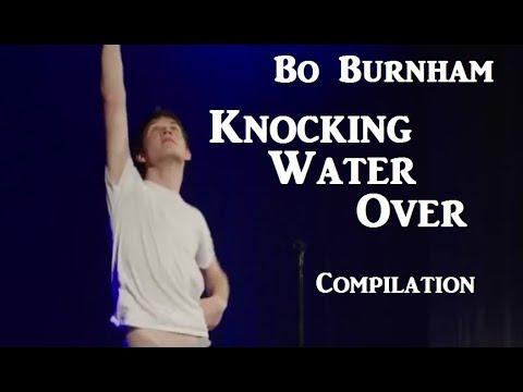 Bo Burnham | Knocking Water Over | Compilation