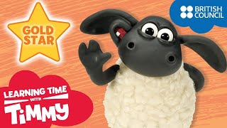 Rainbow Colours | Learning Time with Timmy | Learn Colours For Kids | Full Episodes