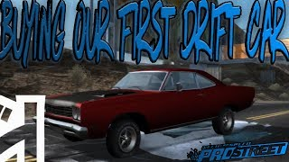 Buying Our First Drift Car  - Need for Speed Prostreet (Let
