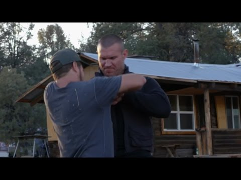 "Randy Orton guest stars on USA Network's ""Shooter"""