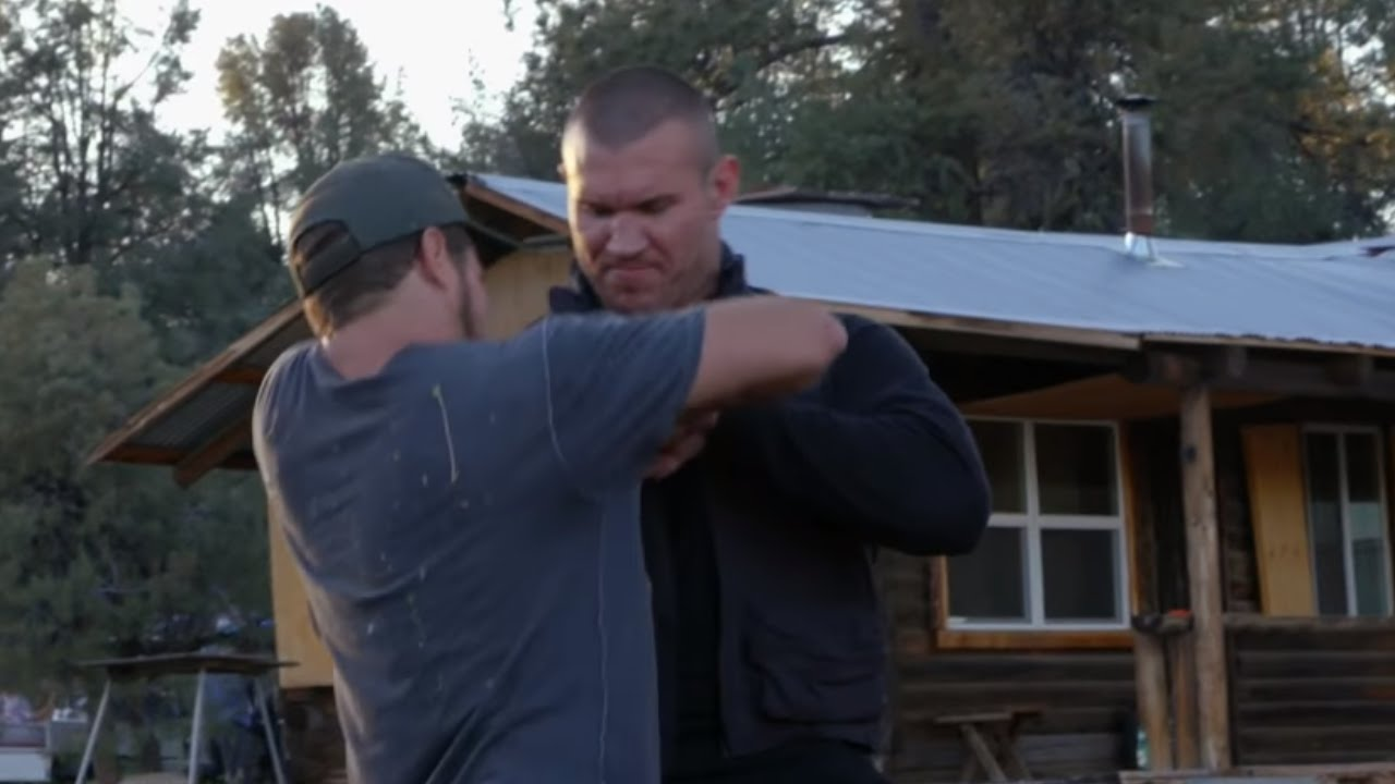 """Download Randy Orton guest stars on USA Network's """"Shooter"""""""