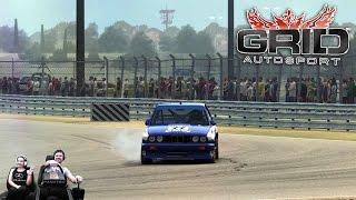 Жесткие гонки в GRID Autosport запись стрима