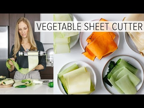 vegetable-sheet-cutter-|-is-this-the-next-spiralizer?