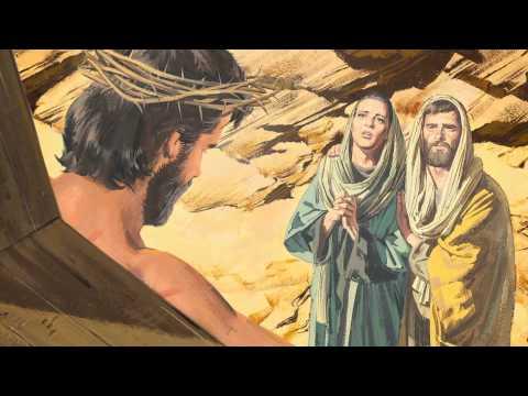 hqdefault - Le paradoxe: Un Messie crucifié et différent