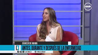 Chicha Osorio y Carina Jabase | Mes de sensibilización contra el cáncer de mama