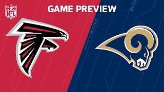 Falcons vs. Rams (Week 14 Preview) | Move the Sticks on NFL Now | NFL