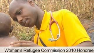 Deogratias Niyizonkiza - 2010 Voices of Courage Honoree