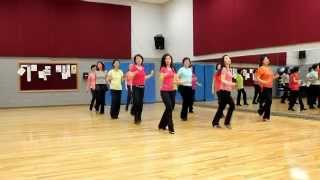 Mona Lisa - Line Dance (Dance & Teach in English & 中文)
