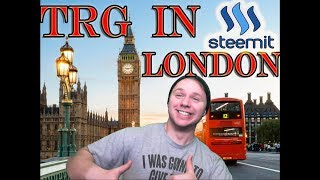 TRG in London - Is Toilet Hovering a Thing?!? - Vacation Part 1