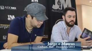 Jorge & Mateus Live in London - Credicard Hall - 20/12/2013 - Tutube