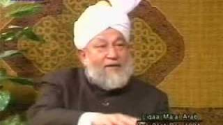 What is the status of Promised Messiah Hadhrat Mirza Ghulam Ahmad Qadiani part 2/3