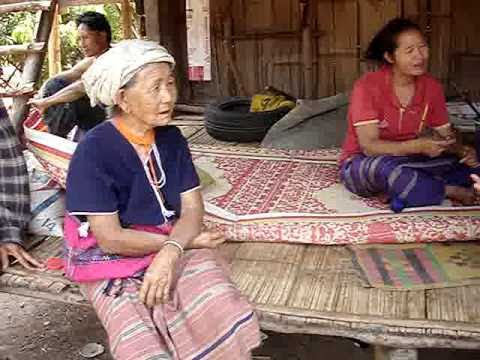 Interview with The White Karen Hill Tribe
