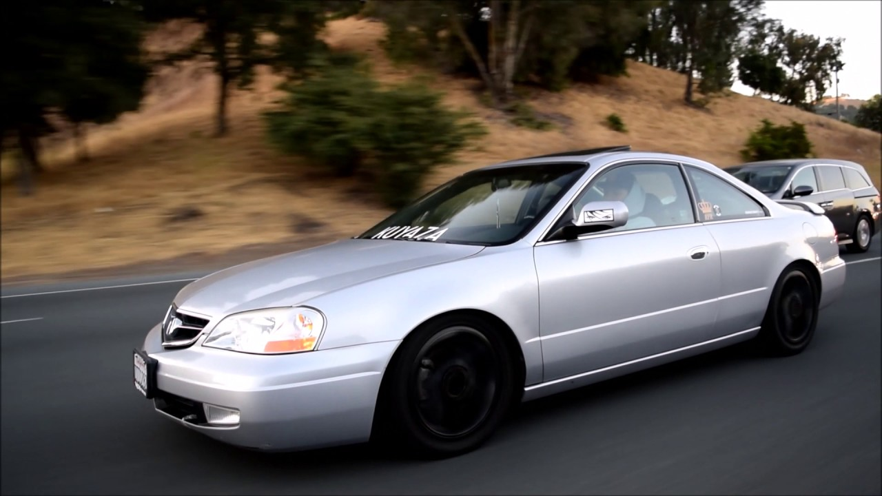 Acura Cl On 22 Wheels