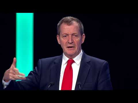 Alastair Campbell : The World - What the hell is going on?