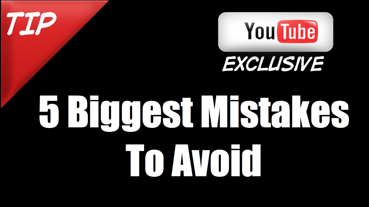 The 5 big mistakes that led