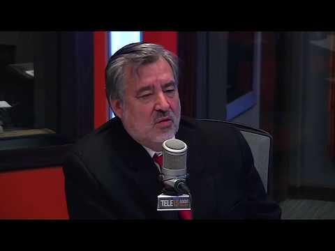 Alejandro Guillier en Mesa Central de Tele13 Radio