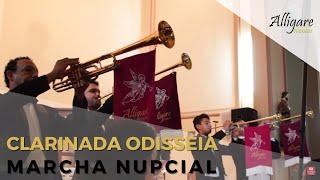 Clarinada Odisseia e Marcha Nupcial - 4 Clarins - Alligare eventos