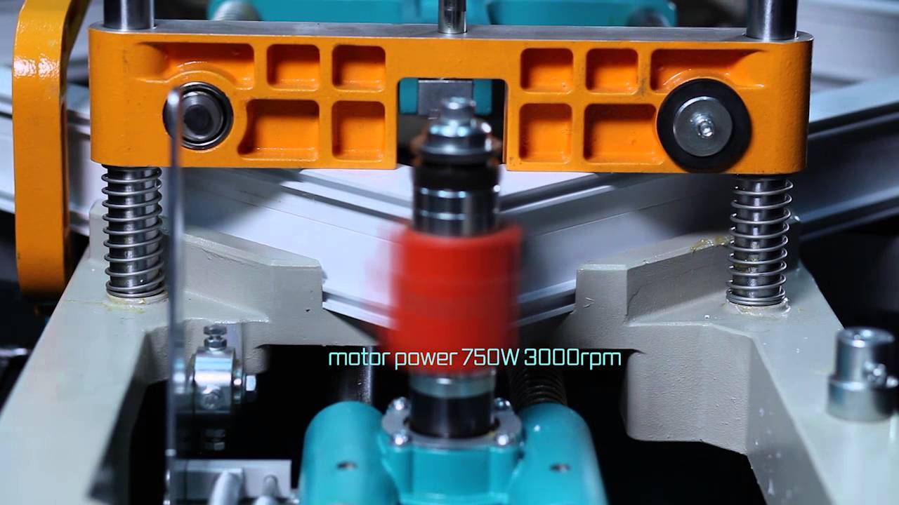 Ca 600 Manual Corner Cleaning Machine