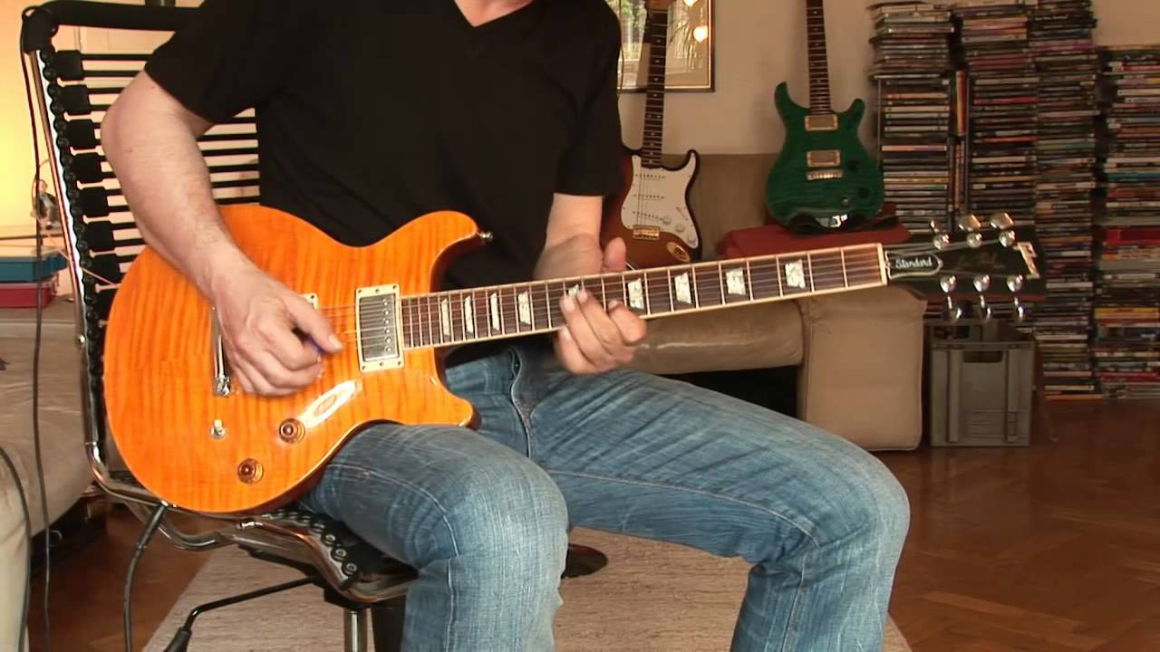 1998 Gibson Les Paul Std Dc Youtube
