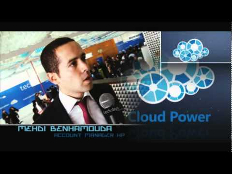 Techdays Tunisia 2012 - Cloud Power