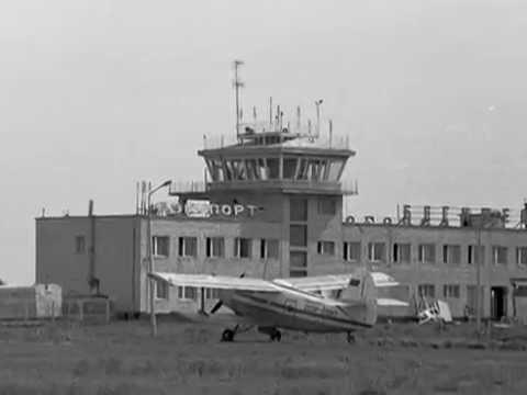 Набережные Челны. Аэропорт Бегишево