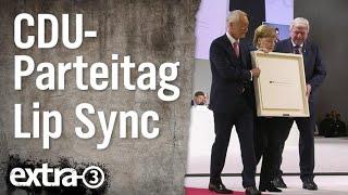 Zusammenfassung des CDU-Parteitags in Hamburg