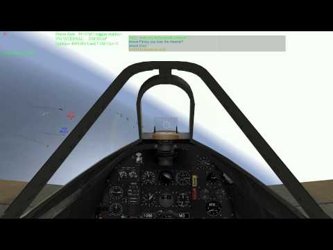 AvA Battle of Britain Mission Test (RAF) - Aces High
