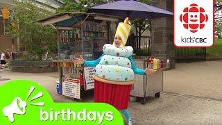 Pattycake Birthdays - August 10 - Kids&#39 CBC