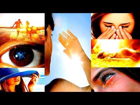 Глаза болят от света и слезятся