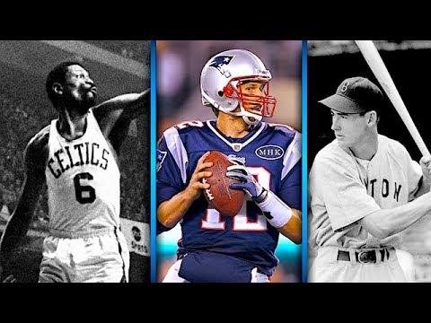 Boston Globe's Bob Ryan on Where Tom Brady Stands Among Boston Greatest Athletes | Rich Eisen Show