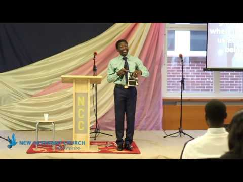 Blessed With All Spiritual Blessings - Sunday Service