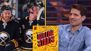 Can Ralph Krueger help the Buffalo Sabres snap their playoff drought? | Our Line Starts | NBC Sports