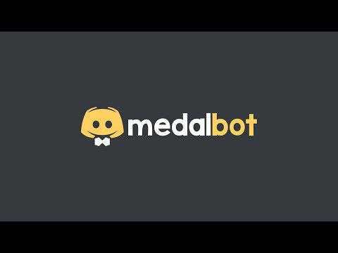 Medalbot Tutorial