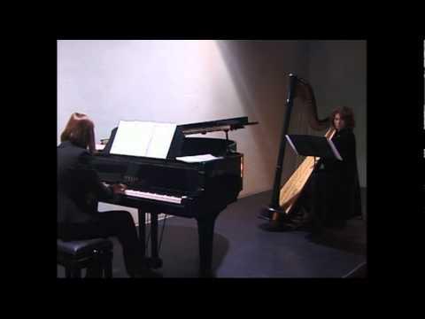 J. Pachelbel: Canone in re maggiore - Arpa e Pianoforte
