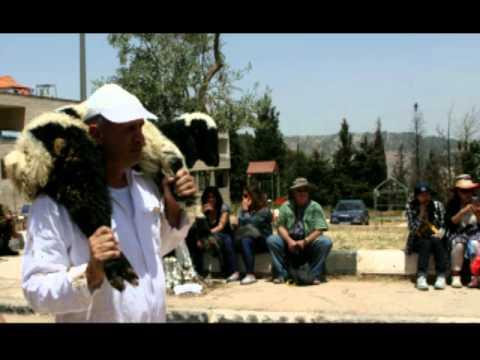 Samaritan Passover 2012 - Mount Gerizim