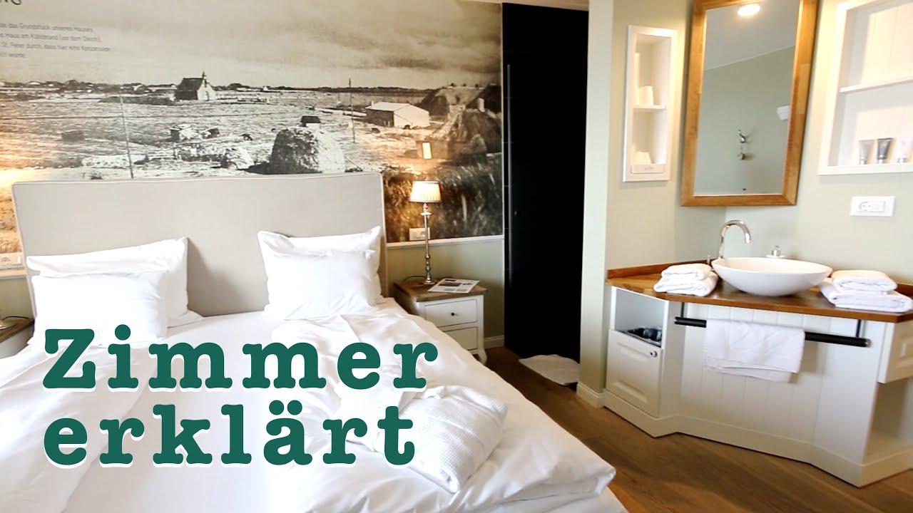 Nordsee Urlaub Im Hotel Zweite Heimat In Sankt Peter Ording Zimmer Hotel Tour Erfahrungsbericht Youtube