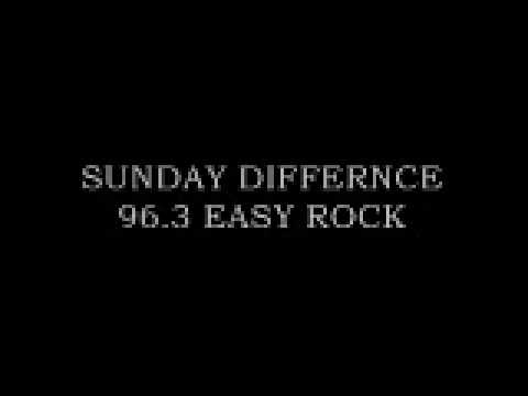 Sunday Difference 96.3 Easy Rock (1)